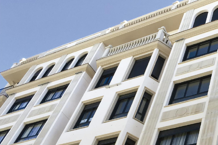 Atenhea building Ceuta
