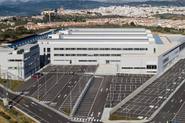 Hospital Comarcal de Ronda (Málaga)