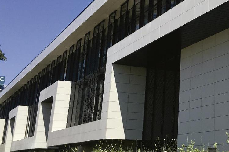 Building Nexus (Algeciras)
