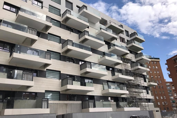 54 Housing Avenida Homes (Madrid)