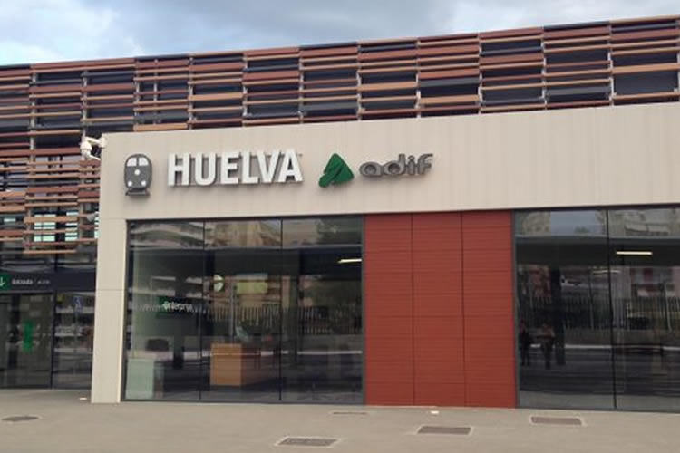 AVE station  (Huelva)